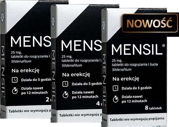Packshoty Mensil
